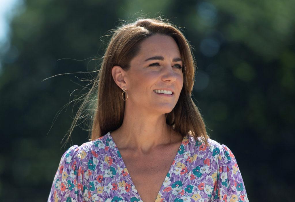 Платье, как у Кейт Миддлтон раскупили за несколько часов