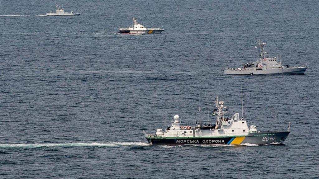 В Украине успешно завершились международные военные учения Sea ...
