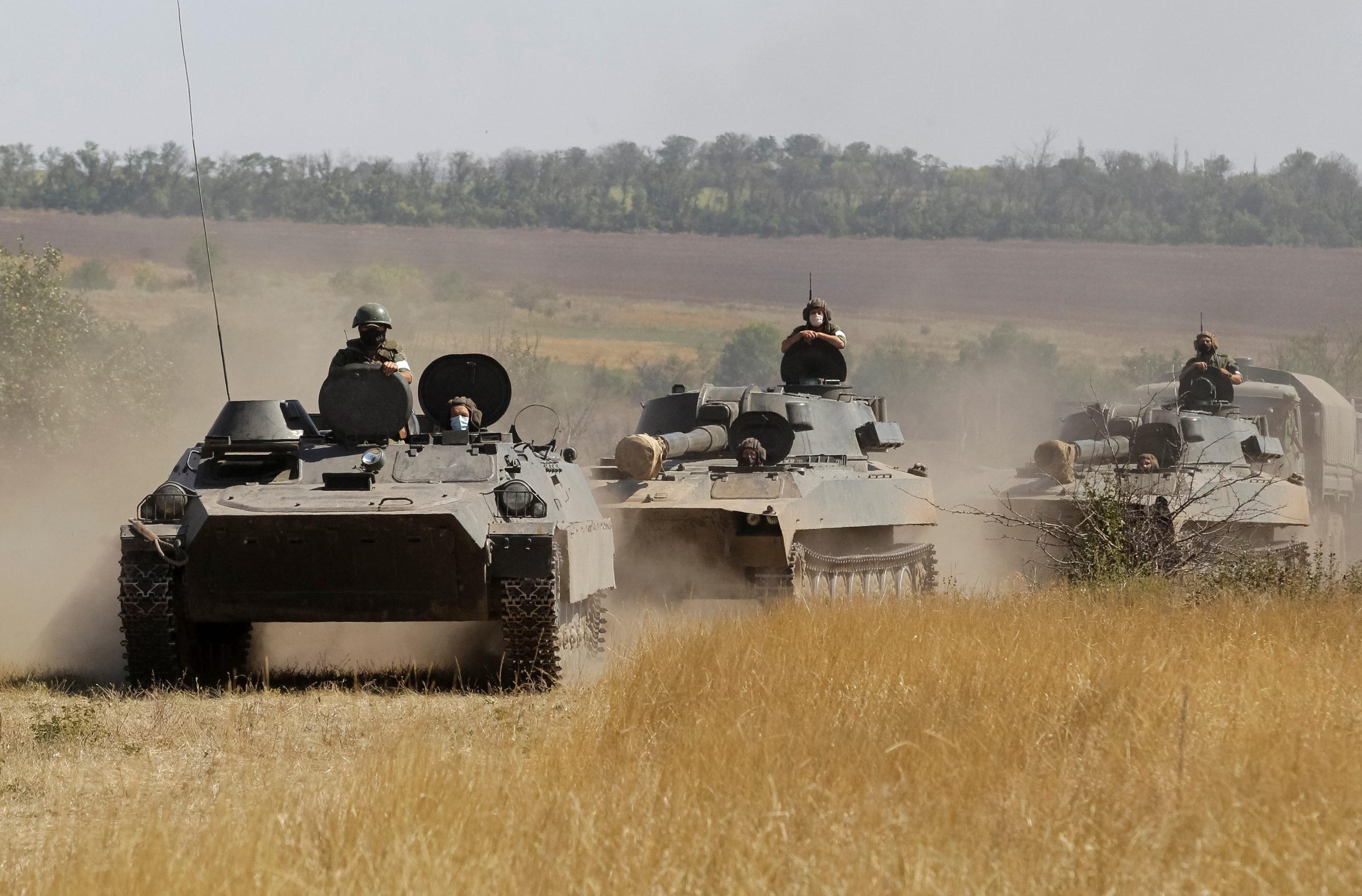 В НАТО заявили, що Росію очікують нові санкції в разі подальшої агресії проти України