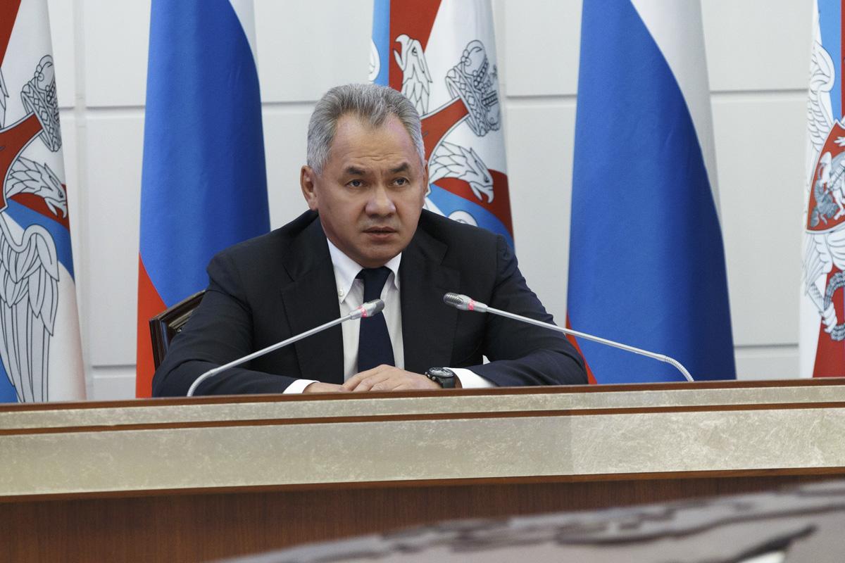 У Мінськ прибув міністр оборони Росії Сергій Шойгу 16.09.20.