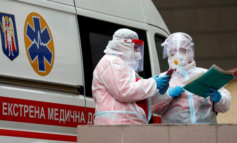 В Україні за добу майже 20 тисяч нових випадків COVID-19