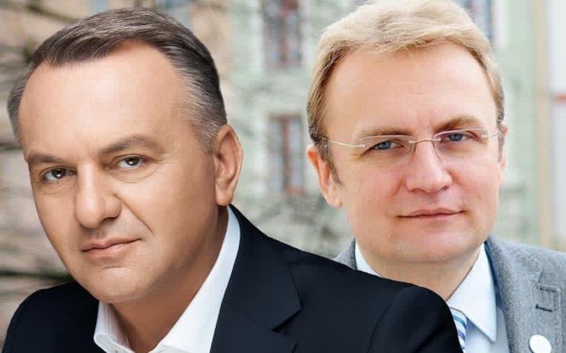 Вибори мера Львів, Синютка Садовий, результати