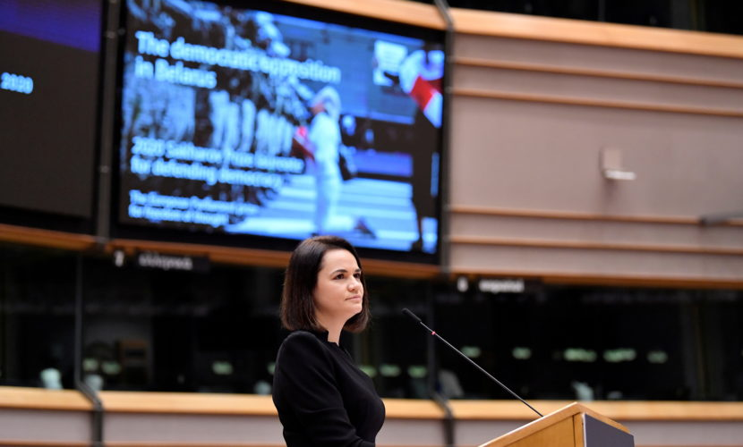 Дипломатія не працює: Тихановська заявила, що вплинути на Лукашенка можна лише через нові санкціЇ
