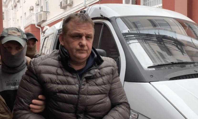 Били струмом та перевіряли на поліграфі: український журналіст Єсипенко розповів про тортури в Криму