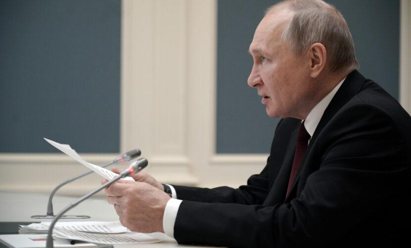 Ракети НАТО долетять до Москви за 7-10 хвилин, якщо Україна вступить в Альянс – Путін