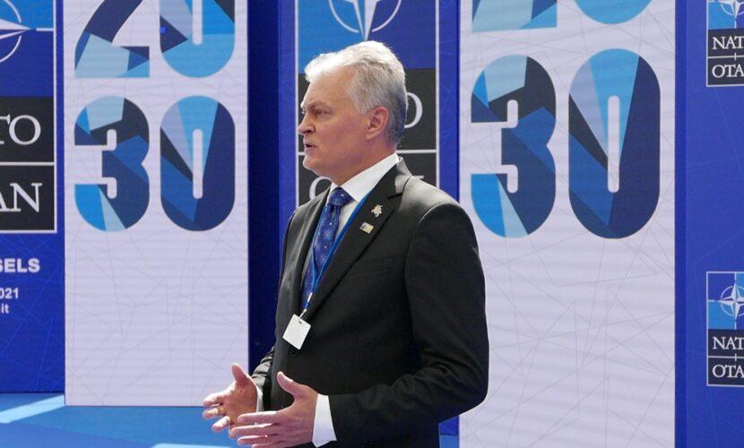 Президент Литви нагадав про обіцянки НАТО дані Україні більше, ніж 10 років назад