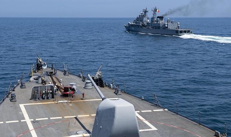 Sea Breeze: Росія вивела всі кораблі Чорноморського флоту для протидії міжнародним навчанням